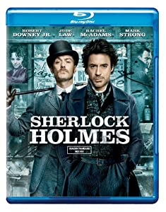 Sherlock Holmes (Bilingual) [Blu-ray]