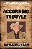 According to Doyle (1580422209) by Brunson, Doyle