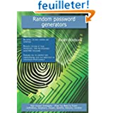 Random Password Generators