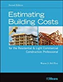 img - for Estimating Building Costs for the Residential and Light Commercial Construction Professional (RSMeans) book / textbook / text book