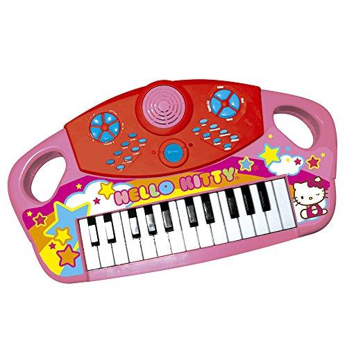Hello Kitty 1506 - Pianola elettronica