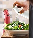 Mint Salad Song Vinegar and Oil Cruets