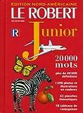 echange, troc Bruno de Bessé, Jean Blouin - Le Robert junior illustré