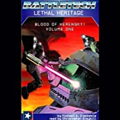 Battletech Collection I: Blood of Kerensky, Volume 1-3 | [Michael A. Stackpole]