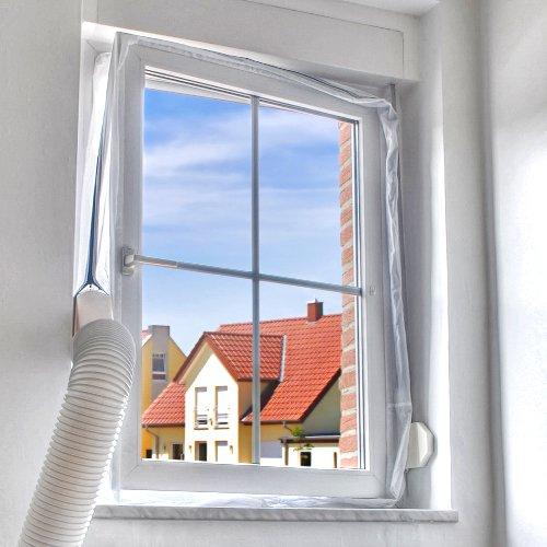 Mobiles klimager t fensterabdichtung entwerfen for Fenster klimaanlage