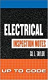 Electrical Inspection Notes Up to Code - 007144887X