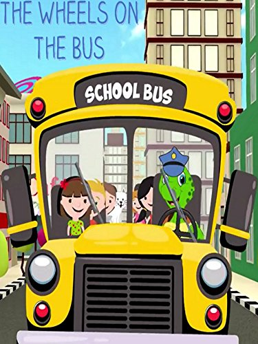 The Wheels on The Bus - Nursery Rhymes for Children