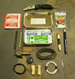 Hiker &amp; Fishing Survival Kit