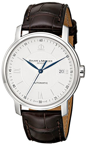 baume-et-mercier-classima-executives-moa08791-gents-brown-calfskin-date-watch
