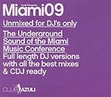 echange, troc Compilation - Azuli Miami 2009 (Limited Non Mixé)