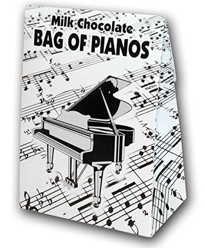 Musiker-Geschenk-Instrument-Design-Belgische-Milchschokolade-Tte-Mit-Klaviere-100g