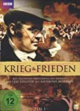 DVD Cover 'Krieg & Frieden, Teil 1 [3 DVDs]