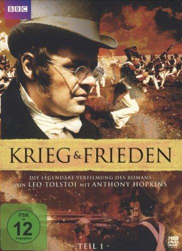 Krieg & Frieden, Teil 1 [3 DVDs]
