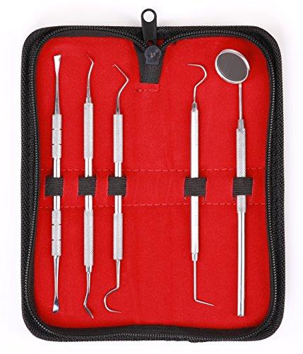 5er-dental-set-zahnreinigung-sonde-zahnpflege-edelstahl-instrument-zahnkratzer-hochwertige-profiqual