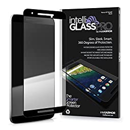 intelliGLASS PRO Nexus 6P Screen Protection. intelliARMOR Is The Smarter Nexus 6P Glass Screen Protector. HD Clear With Max Touchscreen Accuracy. Lifetime Warranty.