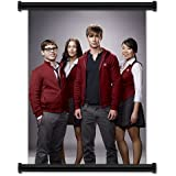 "Tower Prep TV Show Season 1 Fabric Wall Scroll Poster (16"" X 21"") Inches"