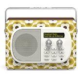 Pure Evoke Mio Orla Kiely DAB/FM Radio (Buttercup)