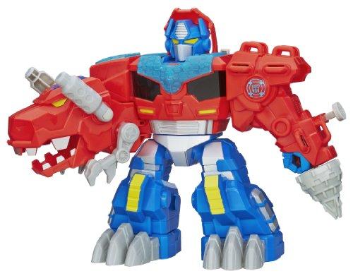 Transformers Playskool Heroes Rescue Bots Optimus Primal Figure