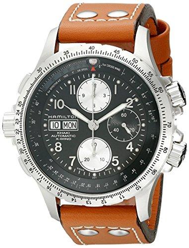 H77616533 Hamilton Khaki X Men Cronografo