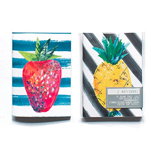 Yellow Owl Workshop Fruits Notebook - 1