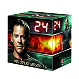 24 - Season 1-6  [DVD]by Kiefer Sutherland