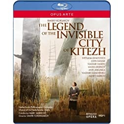 Rimsky-Korsakov: Legend of Invisible City of Kitezh [Blu-ray]