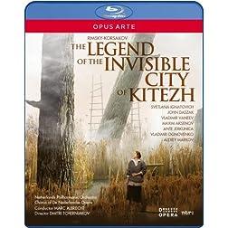 Rimsky-Korsakov: Legend of Invisible City of Kitezh [Blu-ray]
