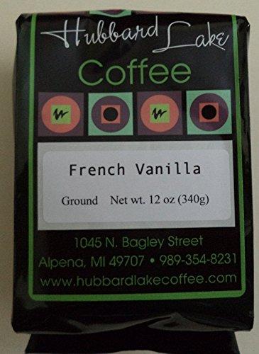 Hubbard Lake Coffee - French Vanilla - Ground 12 Oz.
