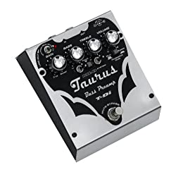 Taurus Amplification T-Di Bass Preamp from Taurus Amplifcation