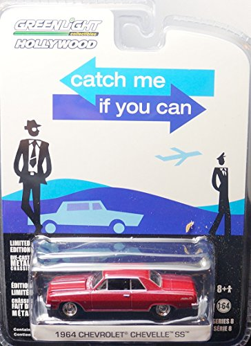 Greenlight Hollywood Series 8 - Catch Me If You Can 1964 Chevrolet Chevelle SS