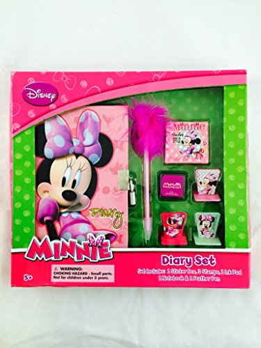 Disney Minnie Diary Set - 1