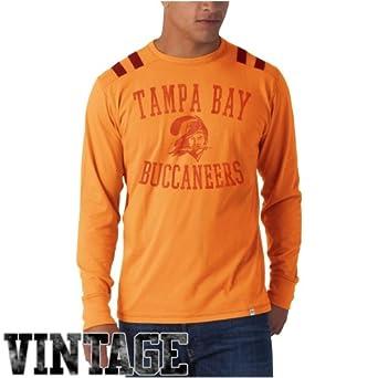 NFL Tampa Bay Buccaneers Mens Bruiser Long Sleeve Tee by