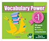 Vocabulary Power: 200 Words to Know for Reading Comprehension