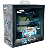 "Samsung 3D Starterpaket Monsters vs. Aliens (2x 3D Brillen, 3D Film)von ""Samsung"""