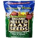 Carrington Farms Milled Flax Seeds, 32-Ounce