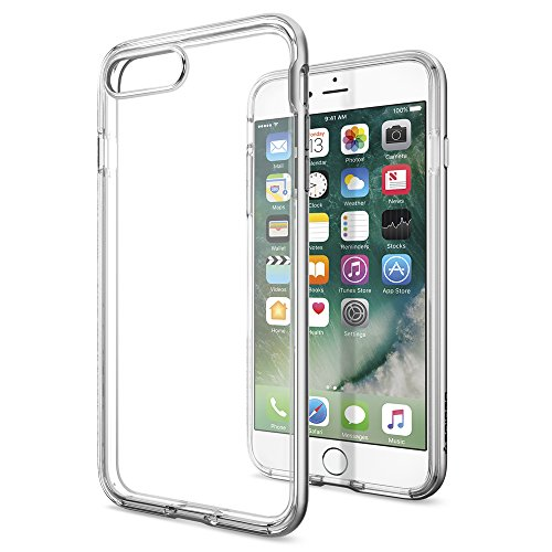 iPhone-7-Plus-Case-Spigen-Neo-Hybrid-Crystal-PREMIUM-BUMPER-Satin-Silver-Clear-TPU-PC-Frame-Slim-Dual-Layer-Premium-Case-for-Apple-iPhone-7-Plus-043CS20684