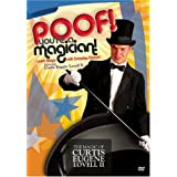 Poof! You're a magician! Learn magic with everyday objects