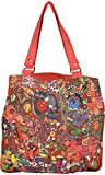 Sagar Agencies Women's Handbag (NB_134, Pink)
