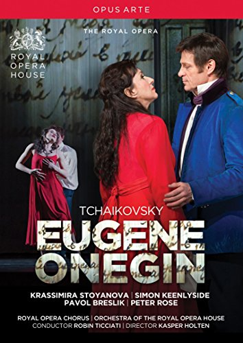 DVD : Eugene Onegin (2 Discos)