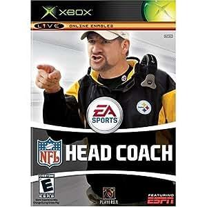 NFL Head Coach - Xbox