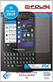 AtFoliX FX-Clear Display Protection Film for Blackberry Q5 Crystal-Clear Pack of 3