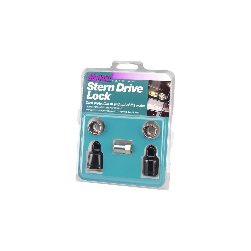 McGard 74019 Marine Twin Stern Drive Lock Set (7/16  20 Thread Size)   MerCruiser/OMC   Set of 2