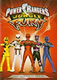 Power Rangers Jungle Fury Complete Series (Season 16) [DVD] [2008]