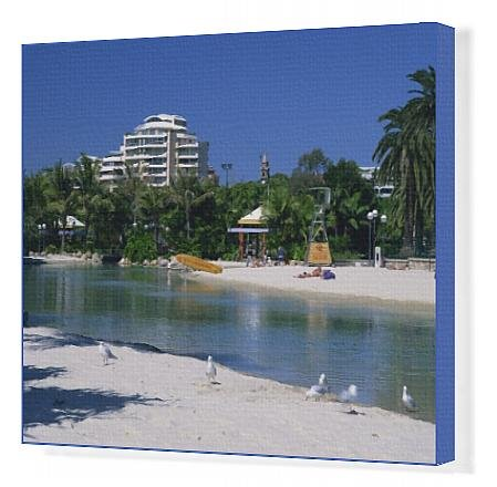 canvas-print-of-the-lagoon-at-south-bank-in-brisbane-queensland-australia-pacific