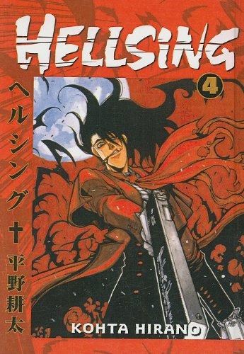 Hellsing, Volume 4 (Hellsing (Prebound))