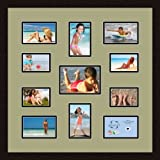 More info about Art to Frames Double-Multimat-1029-861/89-FRBW26061 Collage Frame Phot...