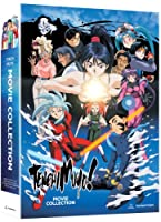 Tenchi Muyo Movie Collection Blu-raydvd Combo from Funimation