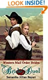 Mail Order Brides: The Bride Duel: Historical Western Romance (Western Mail Order Brides Book 3)