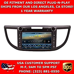 See OTTONAVI Honda CRV 2012 and up In-Dash Double Din Android Multimedia K-Series navigation Radio with Complete Kit Details
