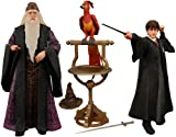 Harry Potter - Action Figure: Harry and Dumbledore Year 2 Box Set